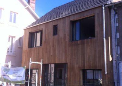 isolation en fibre de bois insufflé (Bourges – 18)