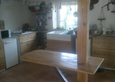 Table sans pied (Cerqueux 49)